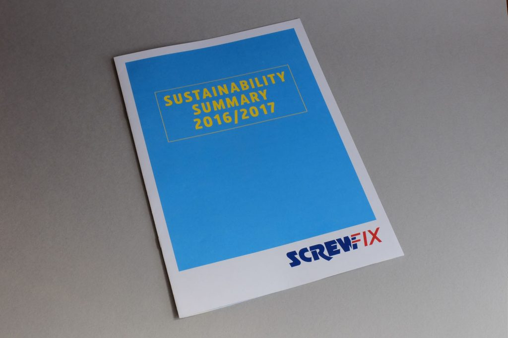 Sustainability Report 2 - Cover
